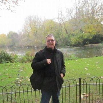 Eran Scemama, 59, Hadera, Israel