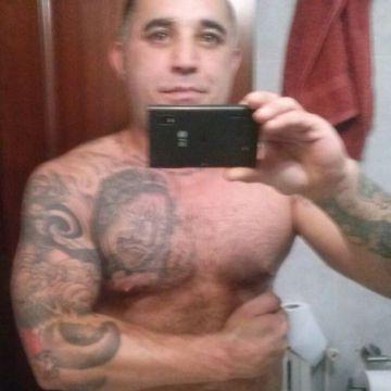 Luis Miguel Serrano Romero, 43, Barcelona, Spain