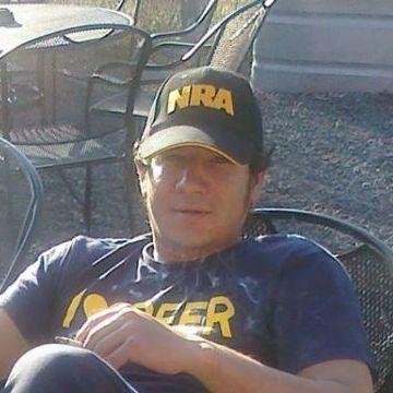 Lee Galindo, 43, San Antonio, United States