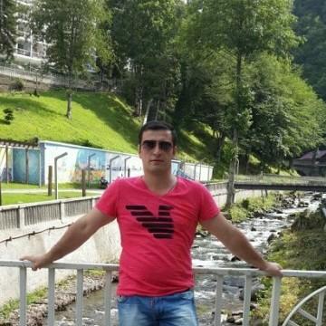 Emzar Broladze, 30, Vilnyus, Lithuania