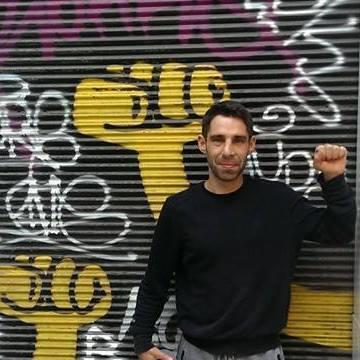 Ercan Turkkan, 33, Istanbul, Turkey