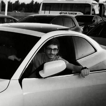 Muhammed, 20, Istanbul, Turkey