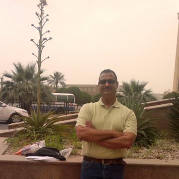 Tarek, 47, Cairo, Egypt