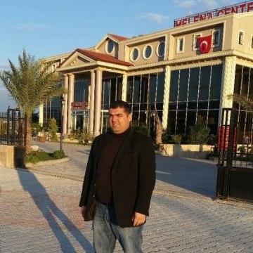 Mustafa Sayıbaşı, 38, Kemer, Turkey