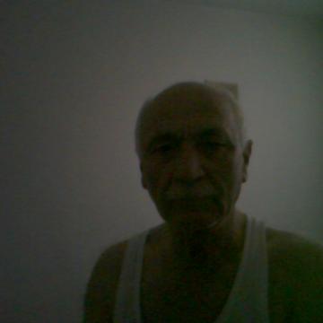Cemal Aksoy, 64, Ankara, Turkey