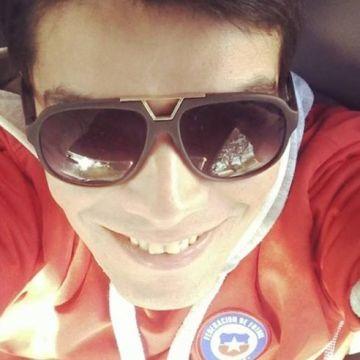 Felipe Al Galope, 38, Santiago, Chile