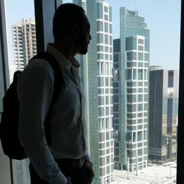 Armouti, 34, Amman, Jordan
