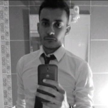Khalid Mamdouh Fayed, 24, Cairo, Egypt