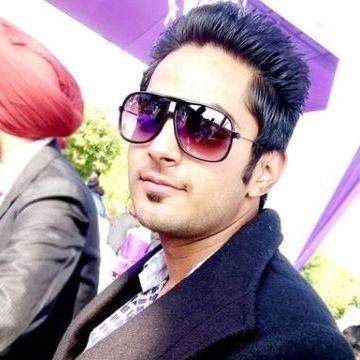 Amandeep Singh, 23, Ludhiana, India