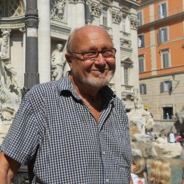 Kjell Mansson, 61, Gothenburg, Sweden