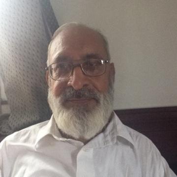 Arif Mahmood, 60, Islamabad, Pakistan