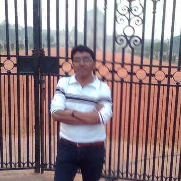 Ramesh Solanki, 43, Ahmedabad, India