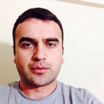 Ahmet Kara, 31, Istanbul, Turkey