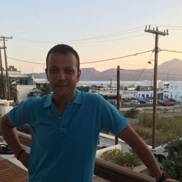 Gökhan İskender, 39, Istanbul, Turkey