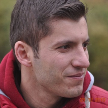 Erkan Bulutlar, 31, Istanbul, Turkey