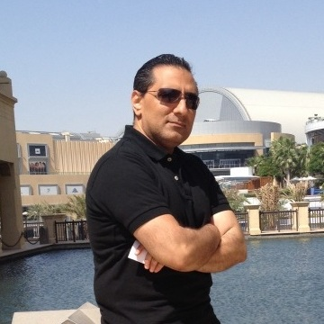 Fadi, 41, Dubai, United Arab Emirates