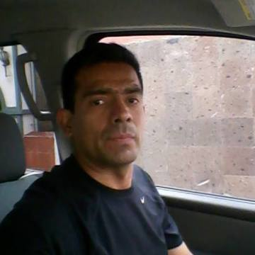 OSVALDO RASGADO, 39, Chihuahua, Mexico