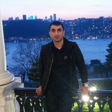 Adem, 37, Istanbul, Turkey