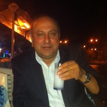 Deniz, 48, Istanbul, Turkey