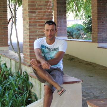 Andrei Gruzdev, 37, Tallinn, Estonia