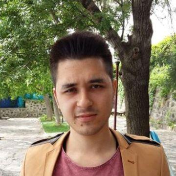 Osman, 21, Ankara, Turkey