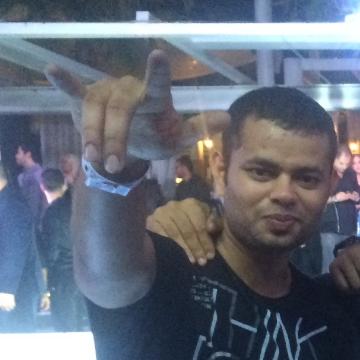 Mohd Thayil, 29, Sharjah, United Arab Emirates