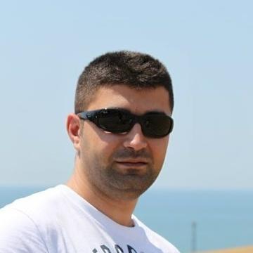 Osman Karakaya, 34, Istanbul, Turkey