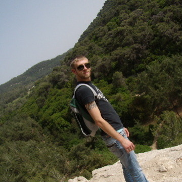 Karlson, 35, Hajfa, Israel