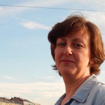 Anna Andropova, 48, Volgograd, Russia