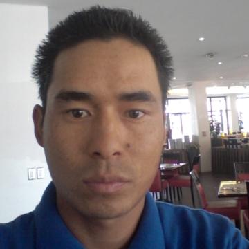 Dipen, 31, Khobar, Saudi Arabia