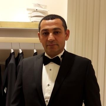 ferhat, 45, Istanbul, Turkey