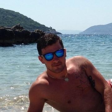 Egzon Gjinaj, 29, Rome, Italy