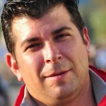 Murat Ünaldı, 36, Eskisehir, Turkey