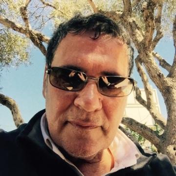 Luca Mariani, 59, Palau, Italy