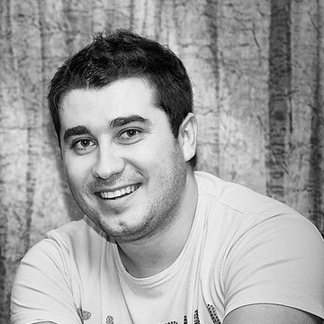 Victor Porunov, 30, Kahovka, Ukraine