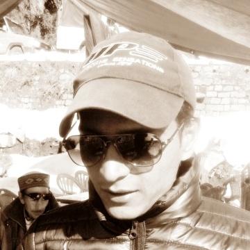 Vinay Palsra, 30, New Delhi, India