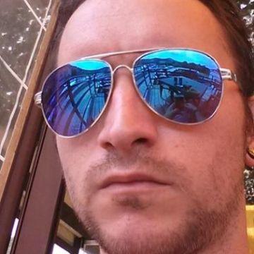 Cristian Cravello, 30, Biella, Italy