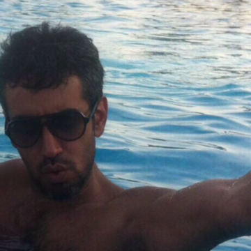 Aloosh Ali, 33, Dubai, United Arab Emirates