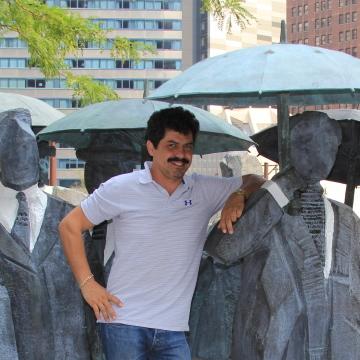Adrian Gallardo, 40, Anaheim, United States