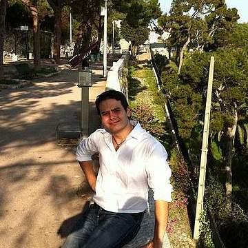 Vicente Cepeda, 36, Madrid, Spain