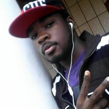 Fanta Idriss Waltère, 26, Douala, Cameroon