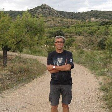 Quim Parra, 58, Barcelona, Spain