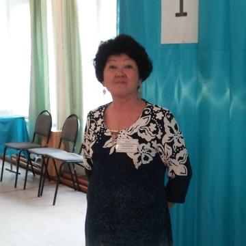 Гаухар, 63, Astana, Kazakhstan