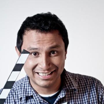 Mario Alcalá, 40, Bogota, Colombia