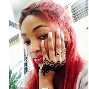 meena johnson , 27, Lagos, Nigeria
