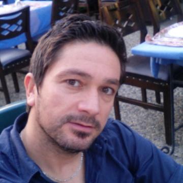 Soner Altu, 39, Kusadasi, Turkey