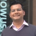 Gaurav Mishra, 32, Dubai, United Arab Emirates