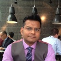 Gaurav Mishra, 32, Dubai, United Arab Emirates