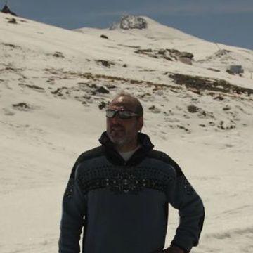 Rafael Loscertales, 50, Granada, Spain