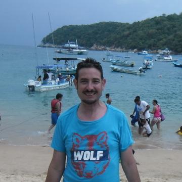 Alfonso Cobian Moreyra, 40, Mexico, Mexico